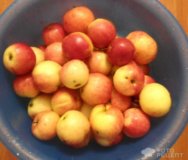 Яблочное пюре на зиму фото