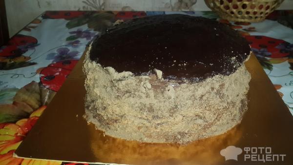 Медовик торт в духовке рецепт