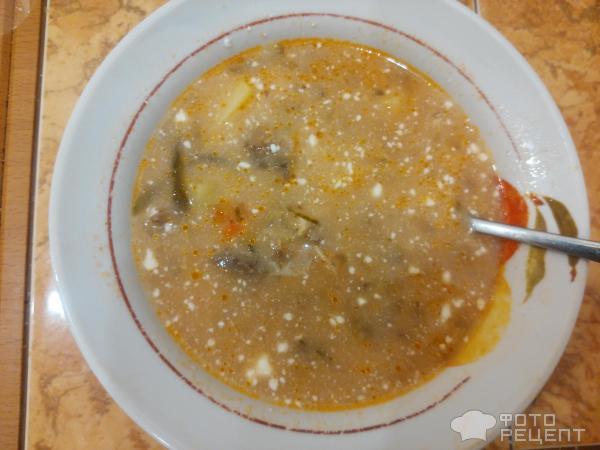 Рецепт солянки с солеными огурцами