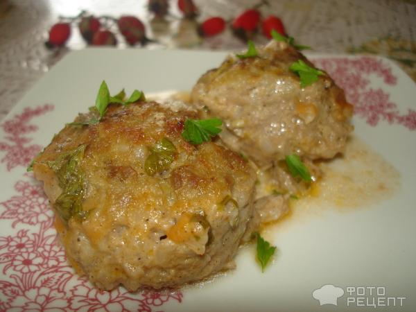 Ленивые голубцы в котлетах рецепт в духовке