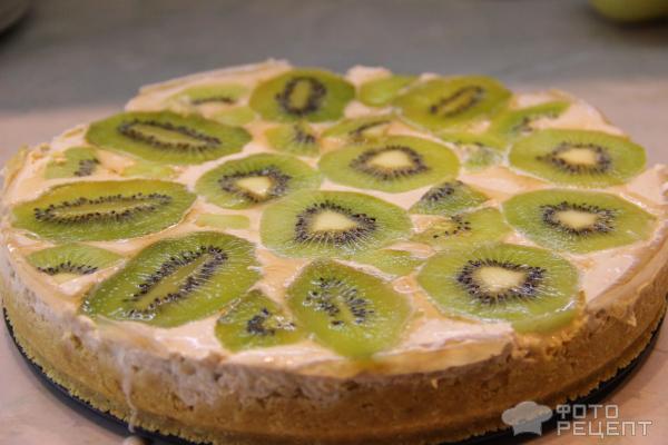 Как сделать торт без выпечки в домашних условиях фото