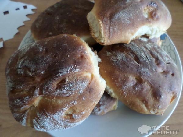 Пирожки сдобные в духовке рецепт с фото