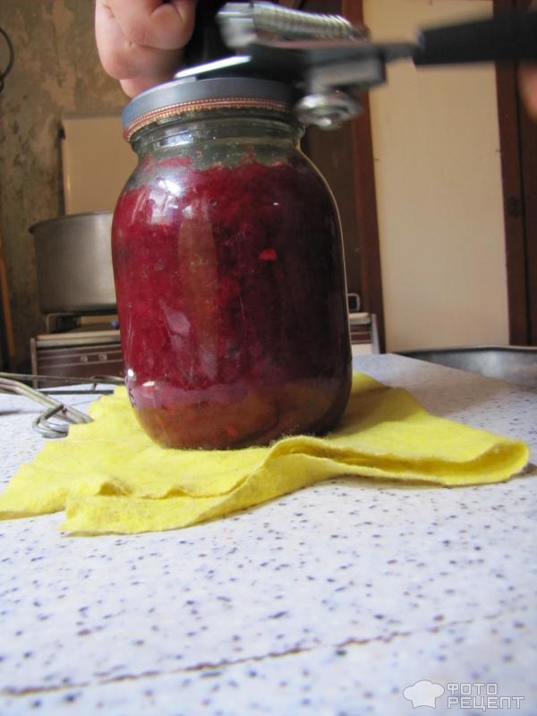 Рецепт свекольной икры на зиму в домашних условиях 35