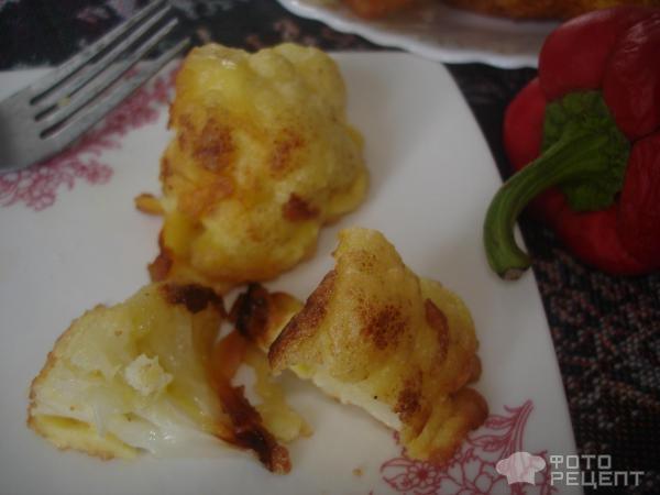 цветная капуста в кляре рецепт с фото на сковороде