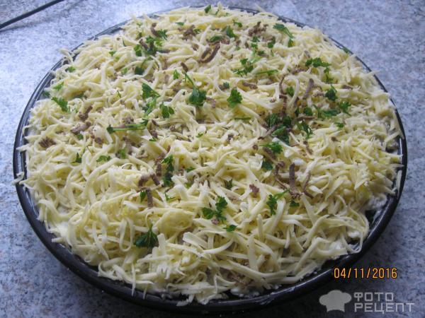Рецепт - Петербургская осень » Рецепты кулинарных блюд