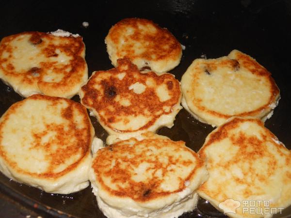 Детские сырники из творога рецепт с фото