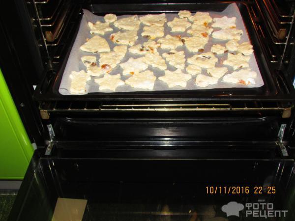 Творожное печенье Наслаждение фото