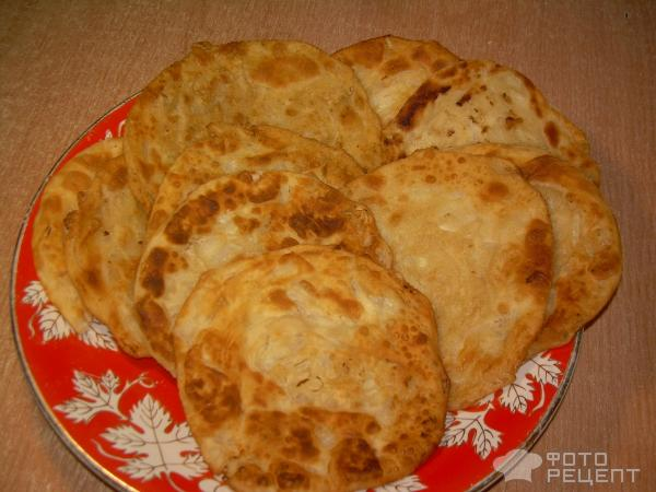 Катлама рецепт с фото узбекская