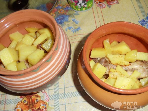 блюда в глиняных горшочках рецепты с фото