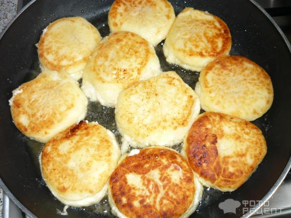 Вкусные сырники с манкой рецепт с фото