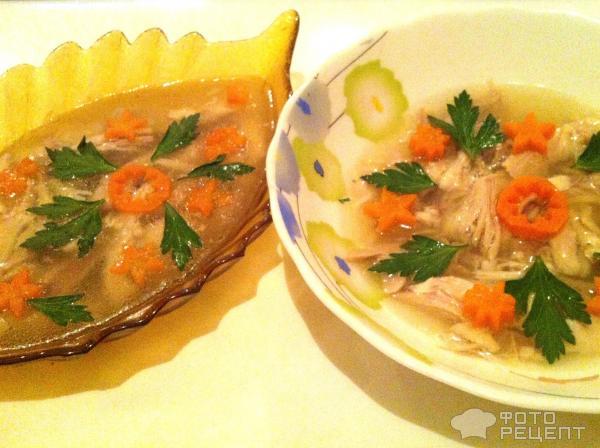 Как готовить заливное из курицы с желатином рецепт с пошагово