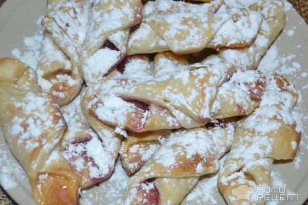 Рогалики духовке рецепт фото