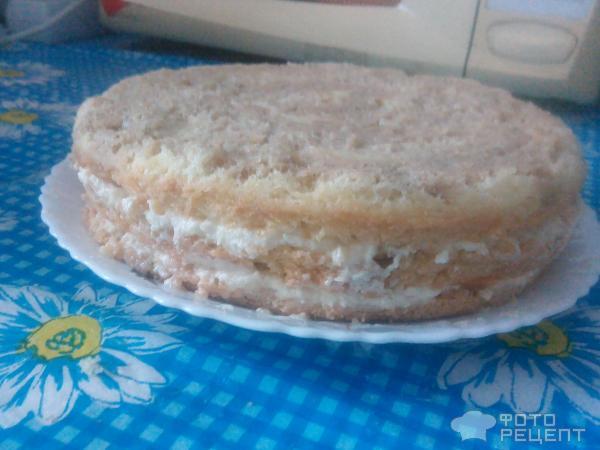Классический бисквитный торт рецепт