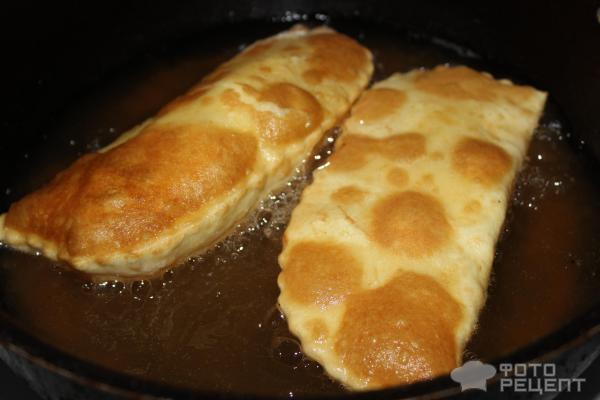 Чебуреки рецепт заварное тесто с фото пошаговый рецепт