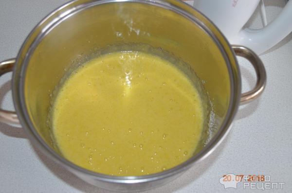 Бисквит на водяной бане рецепт