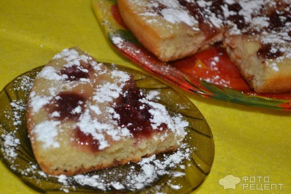 Пирог манник пошаговый рецепт с