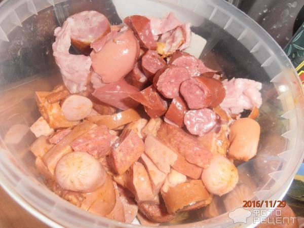 алла ковальчук у нее дома рецепт солянки