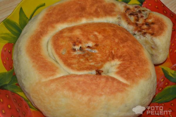 Штрудель с мясом рецепт с фото