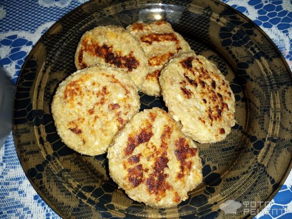 Низкокалорийные сырники из творога рецепт с фото