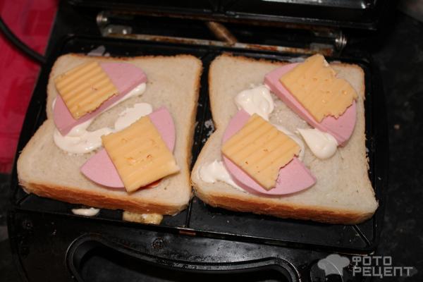 Рецепты к бутерброднице