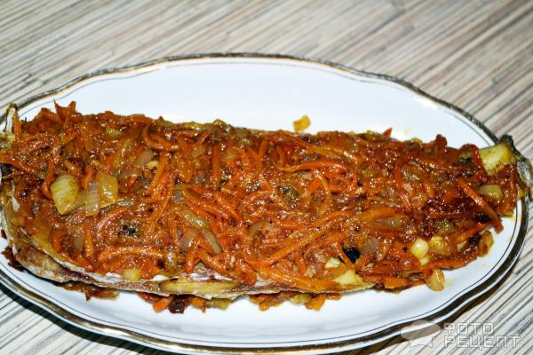 Щука в маринаде рецепт с фото