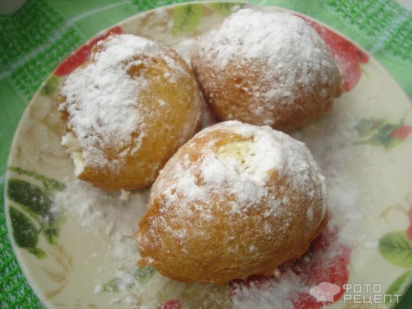 рецепт пончиков в домашних условиях