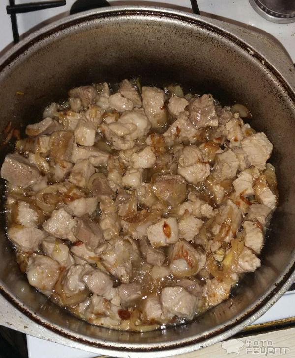 Настоящий узбекский плов рецепт пошагово с