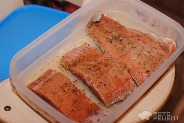 Кета соленая в домашних условиях рецепт с пошагово