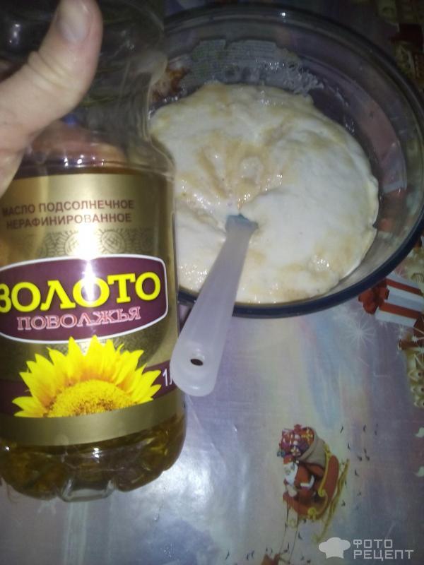 Рецепт пампушек с чесноком жареные в масле