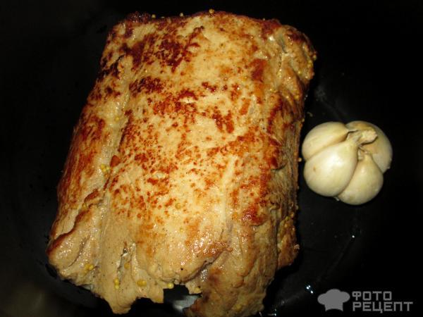 Карбонат из свинины пошаговый рецепт