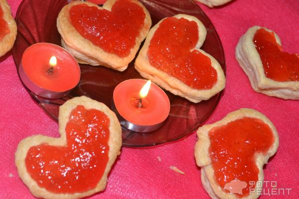 Приготовить сердечки рецепты фото