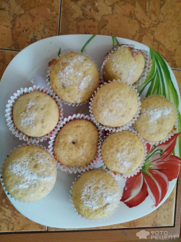 Кекс с изюмом сметана рецепт с пошагово простой рецепт