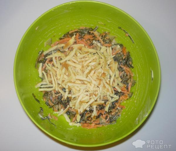 Корейские салаты с капустой рецепты с простые