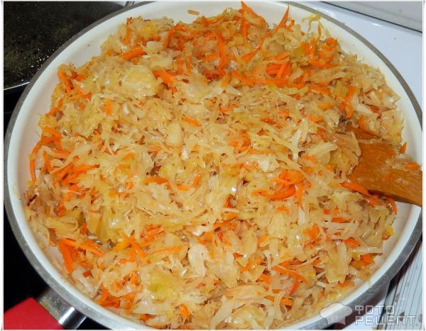 Бигус из кислой капусты с картошкой рецепт