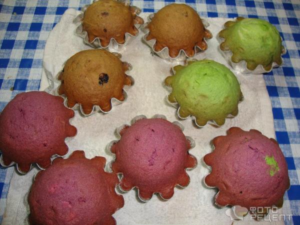 Диетические кексы рецепт с пошагово