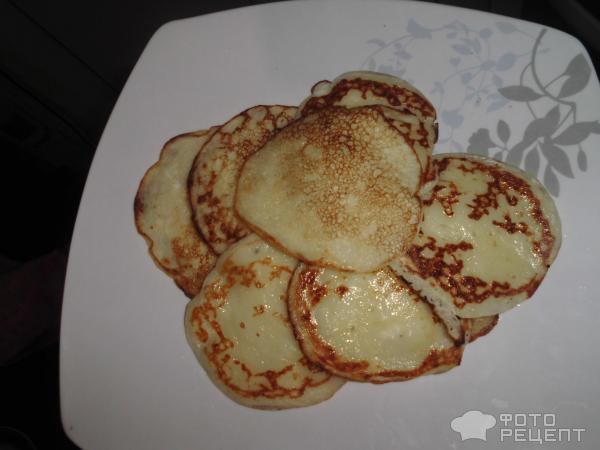 Рецепт оладьи из кефира рецепт с пошагово