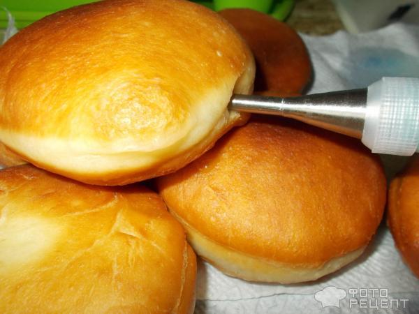 Пончики берлинеры рецепт пошагово