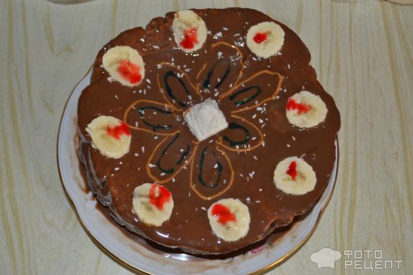 Бисквит со сгущенкой рецепт с фото