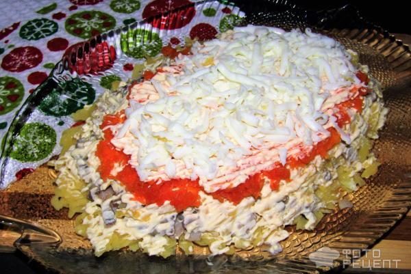 Обычные салаты фото рецепты