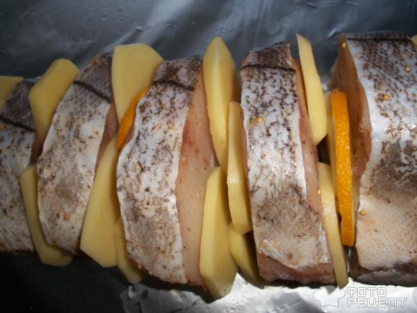 рыба пикша в духовке рецепты с фото