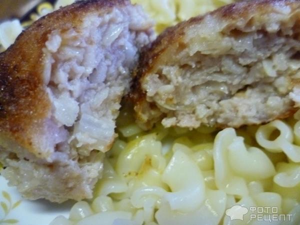 Котлеты куриные без яиц рецепт с пошагово