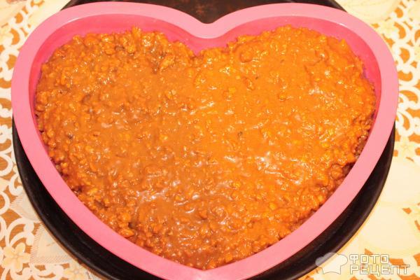 Торт Сердце фото