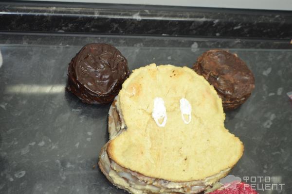 Торт Мини Маус на 8 марта фото
