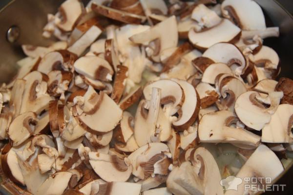 Жульен из грибов фото
