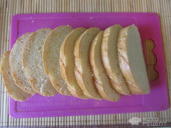 Бутерброды горячие с сосисками и луком фото