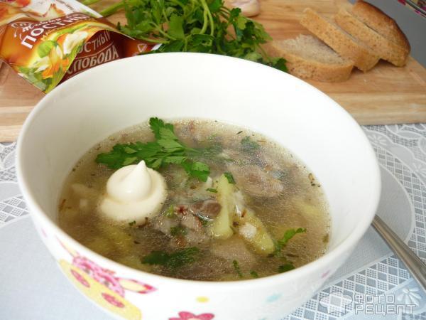 Грибной суп по дюкану рецепты