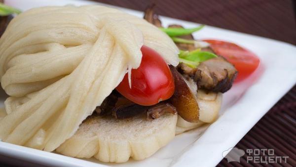 Мань Тоу. Китайские паровые булочки фото