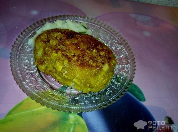 Фото рецепт зразы с яйцом