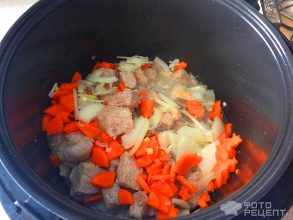 Рецепты со свининой мультиварке фото
