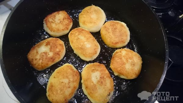 Зразы картофельные с яйцом рецепт с фото